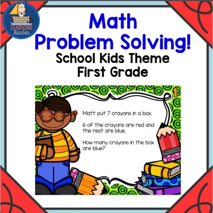 Math Problem Back to School